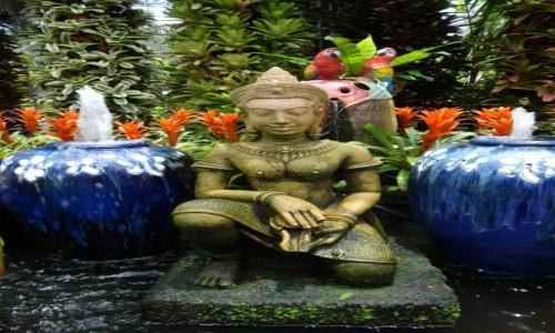 Zdjecie TAJLANDIA / Pattaya dalsze okolice / secret garden / tajskie krasnal