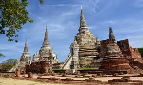 Zdjecie TAJLANDIA / Tajlandia / Ayutthaya / Ayutthaya
