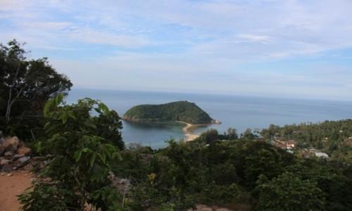 Zdjecie TAJLANDIA / Samui / Koh Phangan / Viewpoint