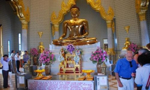 Zdjęcie TAJLANDIA / Bankok / świątynia / Bankok