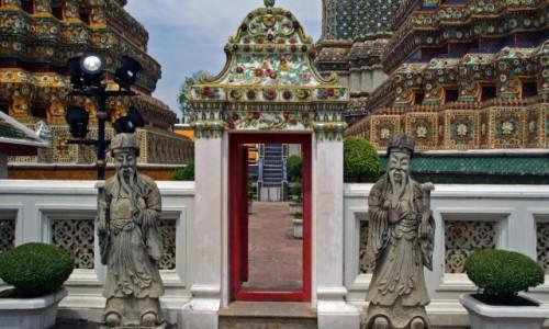 TAJLANDIA / Bangkok / Bangkok / Wat Pho