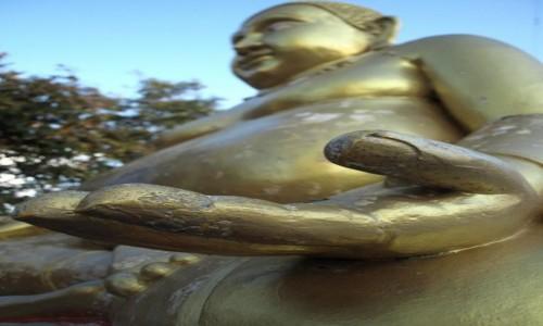 Zdjecie TAJLANDIA / pattaya / big buddha / chciwość
