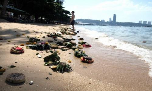 Zdjecie TAJLANDIA / pattaya / pattaya beach / krajobraz