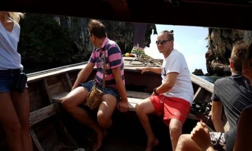 Zdjecie TAJLANDIA / Krabi / Railay beach / Wyskok na Raila