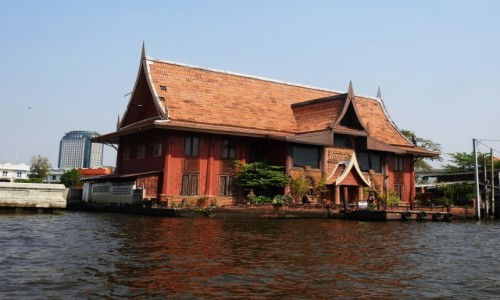 Zdjecie TAJLANDIA / Bangkok / Bangkok / Klongi