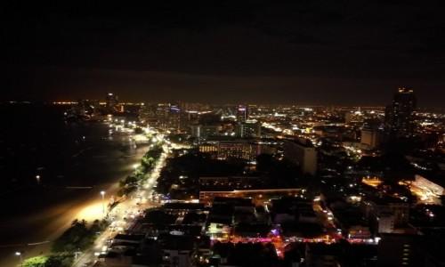 Zdjecie TAJLANDIA / Wschodnie wybrzeże / Pattaya / Pattaya nocą
