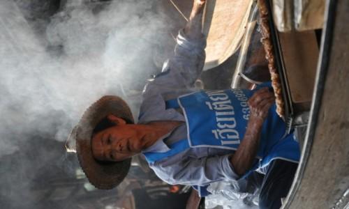 Zdjecie TAJLANDIA / Bangkok / Damnoen Saduak / Metafizyka kobi