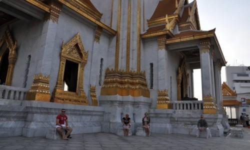 Zdjecie TAJLANDIA / Bangkok / Dzielnica Chińska / U źródeł Buddyzmu