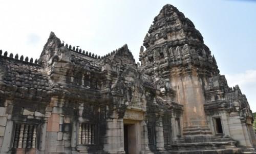 Zdjecie TAJLANDIA / Nakhon Ratchasima / Phimai / Prasat Hin Phimai