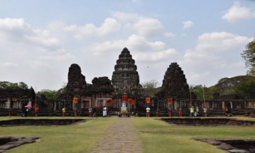 TAJLANDIA / Nakhon Ratchasima / Phimai / Prasat Hin Phimai