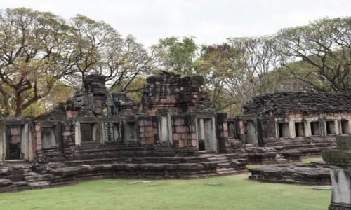 Zdjecie TAJLANDIA / Nakhon Ratchasima / Phimai / Prasat Hin Phim