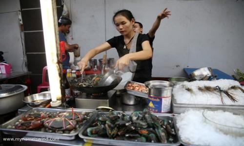 TAJLANDIA / Bangkok / Bangkok / Z wizytą w Chinatown