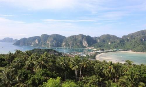 TAJLANDIA / Krabi / Koh Phi Phi / Viewpoint Koh Phi Phi