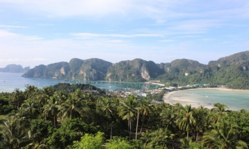 Zdjecie TAJLANDIA / Krabi / Koh Phi Phi / Viewpoint Koh Phi Phi
