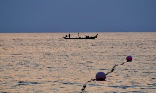 Zdjecie TAJLANDIA / południe / Phuket / Wieczorem