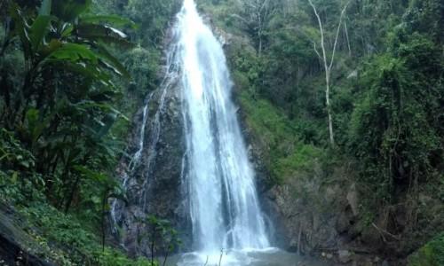 Zdjecie TAJLANDIA / North Thailand / วนอุทยานแห่ง&#3594 / Road from Chiang Mai to Chiang Rai