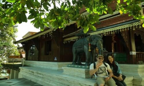 Zdjecie TAJLANDIA / Chiang Mai / Wat Phra That Doi Suthep RatchaWarawihan / Wat Phra That Doi Suthep RatchaWarawihan