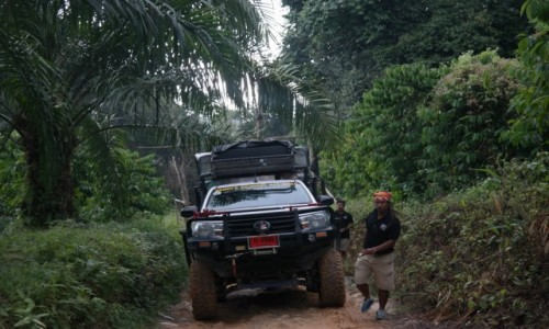 Zdjecie TAJLANDIA / Surat Thani / Koh Samui / Koh Samui Safari Day