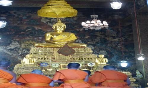 Zdjecie TAJLANDIA / Bangkok / Bangkok / Taj raj