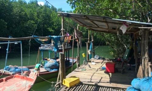 Zdjęcie TAJLANDIA / Ko Chang / Ko Chang / Żyjąc na wodzie