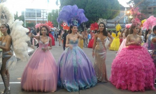Zdjecie TAJLANDIA / - / Alcazar Cabaret Pattaya / Alcazar Cabaret  Pattaya-rewia transwestytów