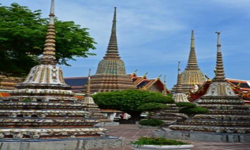 Zdjęcie TAJLANDIA / Bangkok / Bangkok / Wat Pho
