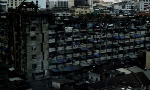 Zdjecie TAJLANDIA / - / Bangkok / Brzydsza strona Bangkoku