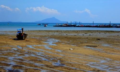 Zdjecie TAJLANDIA / Krabi / Railay Beach / Odpływ