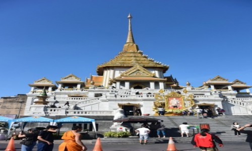 Zdjecie TAJLANDIA / - / Wat Traimit Bangkok / Wat Traimit Bangkok