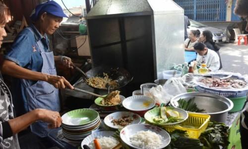 Zdjecie TAJLANDIA / - / Bangkok Street Food / Bangkok Street Food