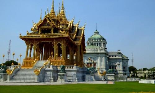 Zdjecie TAJLANDIA / Bangkok / Bangkok / Borommangalanusarani Pavilion