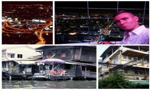 Zdjecie TAJLANDIA / Bangkok / Bangkok / Bangkok - miasto kontrastów