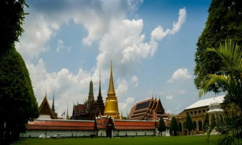 Zdjecie TAJLANDIA / Bangkok / Wielki Pałac Królewski / Bangkok