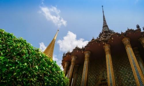 Zdjecie TAJLANDIA / Bangkok / Wielki Pałac Królewski / Tajlandia