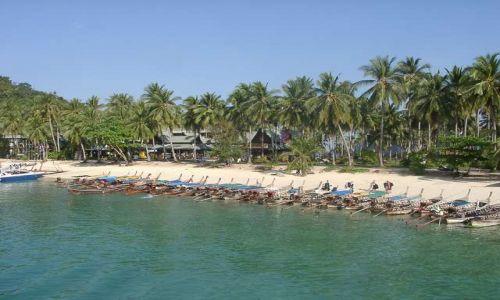 Zdjecie TAJLANDIA / brak / Phi-Phi Island / Raj na wyspie Phi-Phi
