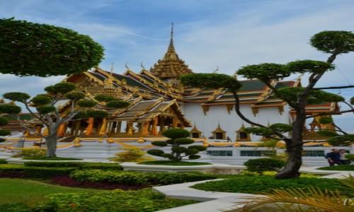 Zdjęcie TAJLANDIA / - / Bangkok / Bangkok Pałac Królewski