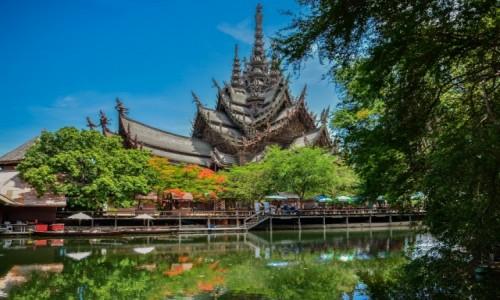 Zdjęcie TAJLANDIA / - / Pattaya / Świątynia prawdy