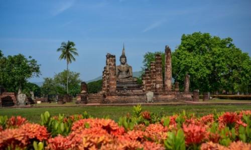 Zdjęcie TAJLANDIA / - / Sukhothai / Sukhothai