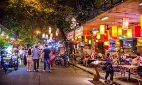 Zdjęcie TAJLANDIA / Bangkok / Bangkok / One night in Bangkok