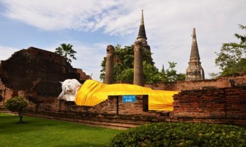 Zdjęcie TAJLANDIA / Ayutthaya / Ayutthaya / Ayutthaya