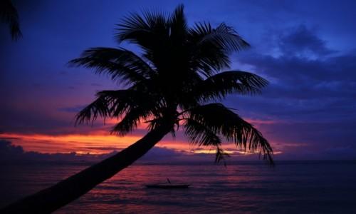 Zdjęcie TAJLANDIA / Koh Phangan / Koh Phangan / Zachód słońca