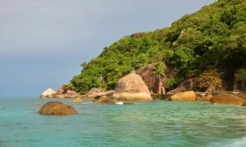 Zdjęcie TAJLANDIA / Prowincja Surat Thani / Ko Samui / Ko Samui