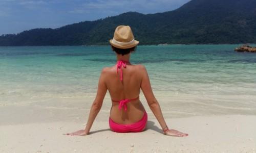 Zdjecie TAJLANDIA / Koh Lipe / Koh Lipe / Relaks na jednej z pięknych plaż