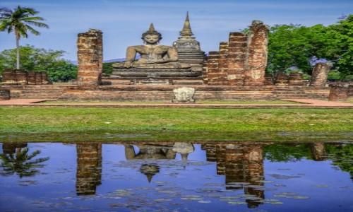 Zdjecie TAJLANDIA / - /  Sukhothai / Sukhothai