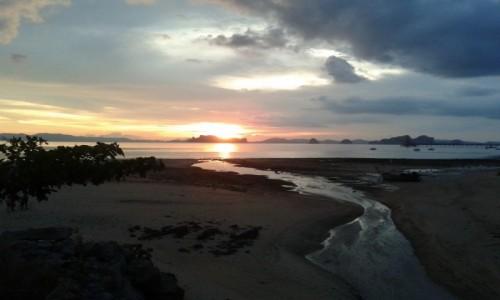Zdjecie TAJLANDIA / Krabi / Klong Muang Beach / Krabi - Klong Muang Beach