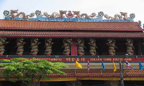 Zdjecie TAJLANDIA / brak / Bangkok / Chinatown