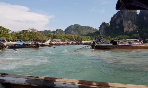 Zdjecie TAJLANDIA / Krabi / Ao nang / Tajlandia