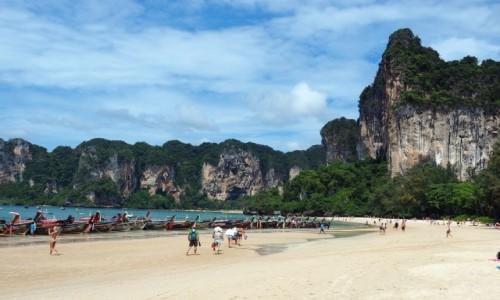 Zdjecie TAJLANDIA / Krabi / Półwysep Railay / Railay West