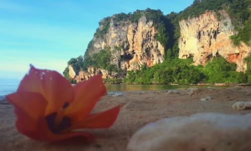 TAJLANDIA / Krabi / Ton Sai / Rajska plaża