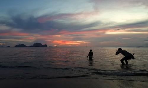 TAJLANDIA / Krabi / Ton Sai / Dola fotografa